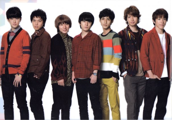 Full Audio Of Kanjani8's New Single