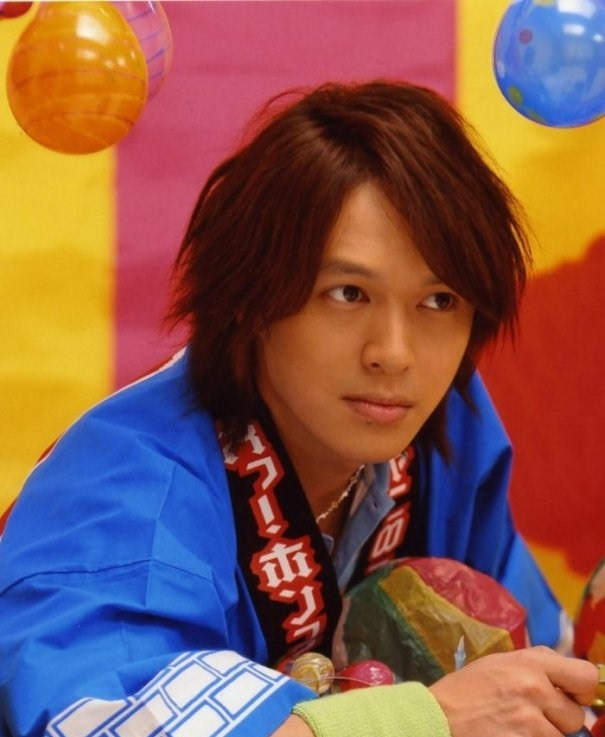 Kanjani8's Ryuhei Maruyama To Play As A Teacher In New Film