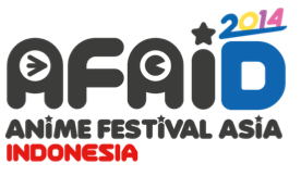 Anime Festival Asia Indonesia (AFAID) 2014 to be Held in August
