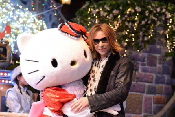 X Japan's YOSHIKI Says 1st New Album In 19 Years Is 80% Complete