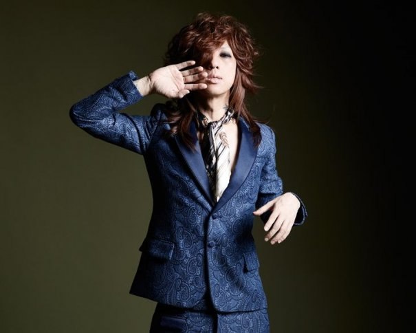 Kiyoharu Announces New Solo Album & Tour