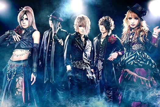 [Jrock] Jupiter to Release Live DVD and First Live CD