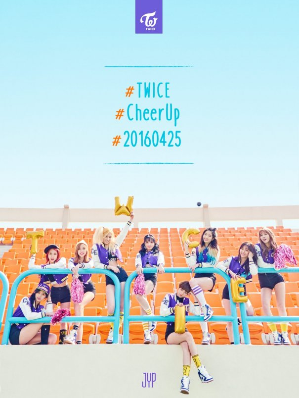 TWICE Sets Date For 2nd Album