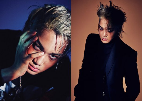EXO Tries Gothic Look & Announces Japanese Tour