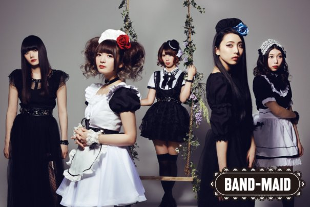 BAND-MAID will Return to America and Europe