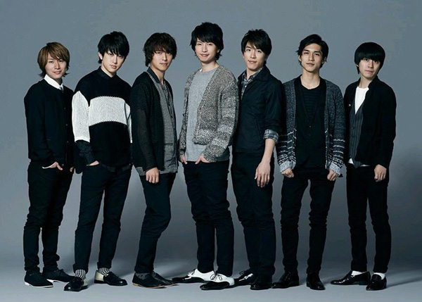 [Jpop] Kanjani8 Announces 36th Single