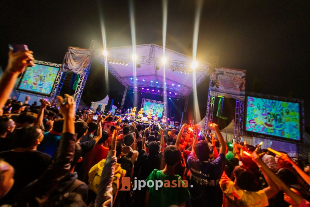 [Jpop] Coverage of Japanese Culture Festival 'Gelar Jepang 22' in Indonesia