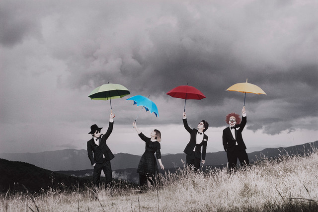 [Jpop] SEKAI NO OWARI Releases Cover Art For Upcoming Single