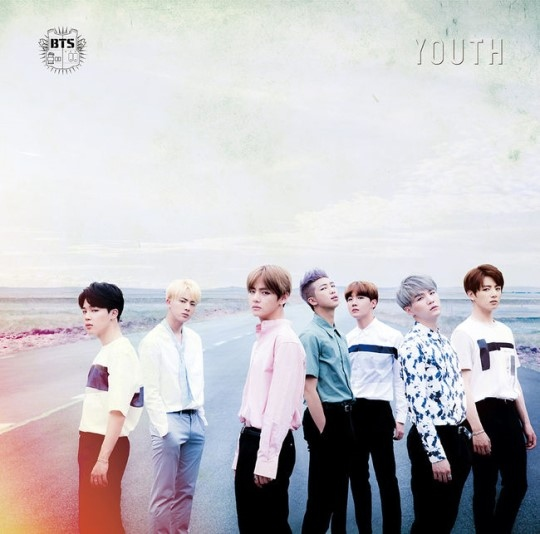 "[Jpop] Bangtan Boys' 2nd Japanese Album ""Youth"" Topped Oricon Weekly Chart"