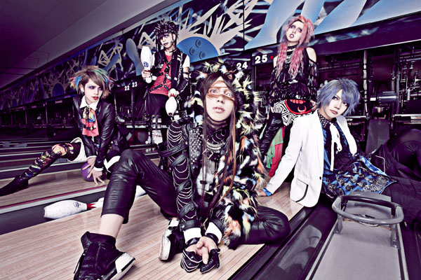 [Jrock] Ex-Members of BFN, MBHI, D.I.D. and Moran Team up for New Band LACK-CO.