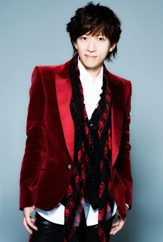 [Jpop] Tetsuya Celebrates 15th Anniversary with Theme Park Event