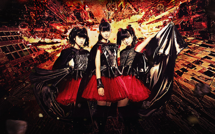 [Jpop] BABYMETAL will Return to the UK in December