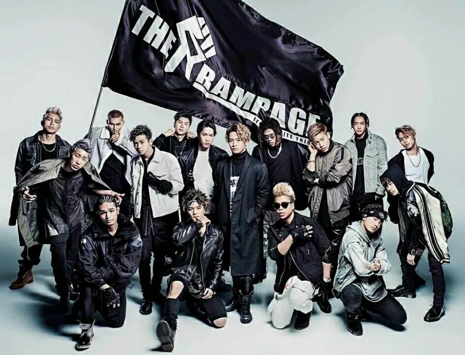 [Jpop] New EXILE TRIBE Group THE RAMPAGE Sets Debut Date