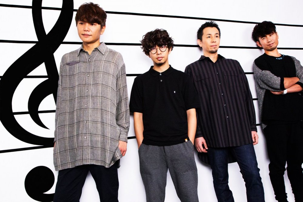 [Jpop] ASIAN KUNG FU GENERATION to Release Re-Recording of 2nd Album