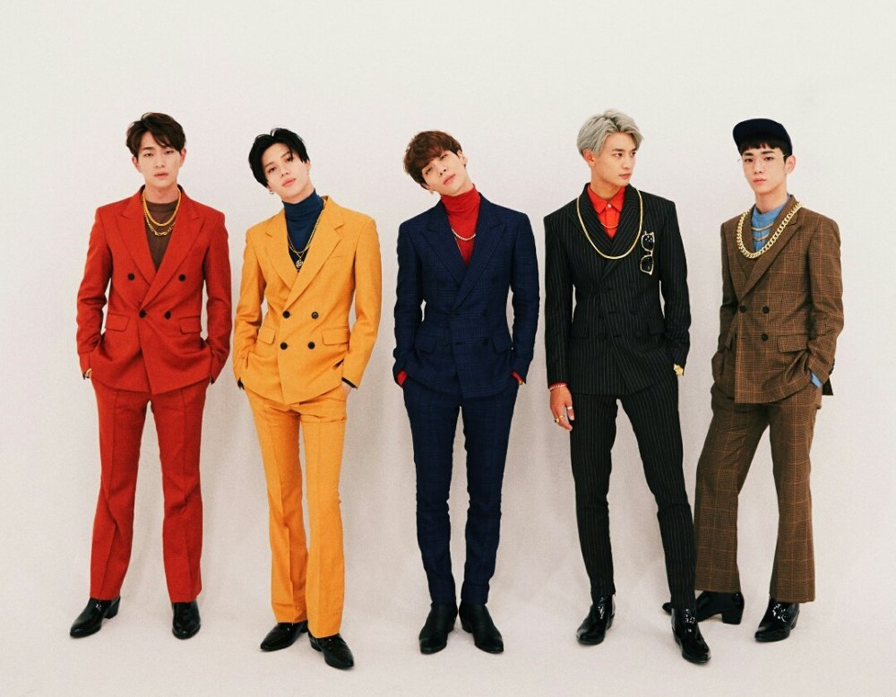 "[Kpop] SHINee's 5th Album ""1of 1"" Hits No.1 on iTunes Album Chart in 7 Countries around the World"