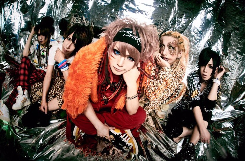 [Jrock] Members of Tokyo Shitei, LAGNA and Lolita23q Form New Band LOVE LOCK
