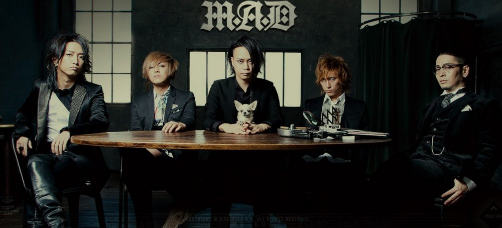 [Jrock] DOUBLE HEADLINE TOUR of MUCC and SID's AKi will be Released on DVD