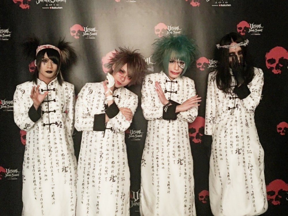 [Jrock] zonbi will Add Live-Limited Songs to 1st Album