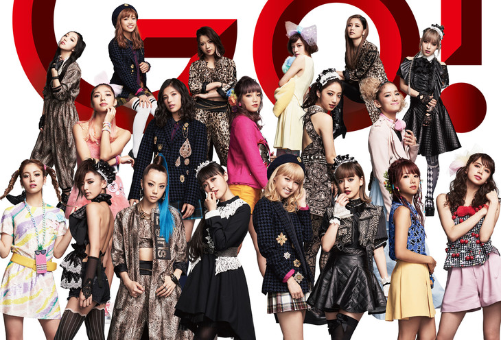 [Jpop] E-Girls Announces 4th Studio Album