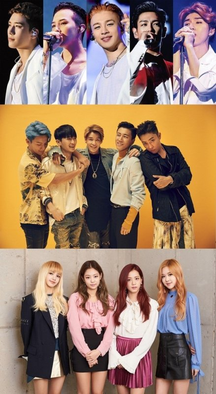 [Kpop] All K-Pop Acts under YG Entertainment Not Attending MAMA 2016