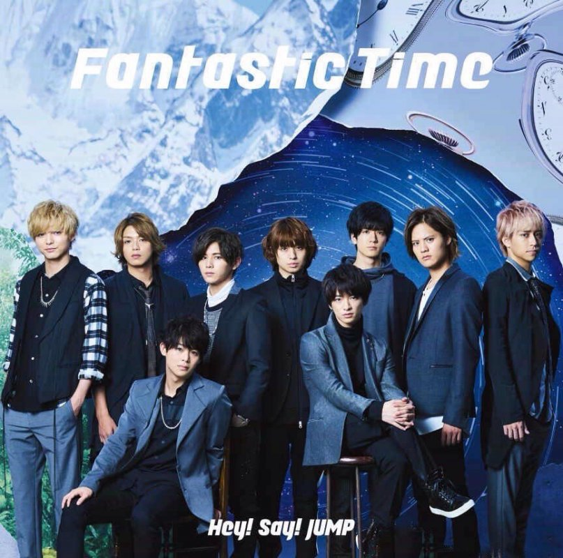 [Jpop] Hey! Say! JUMP's