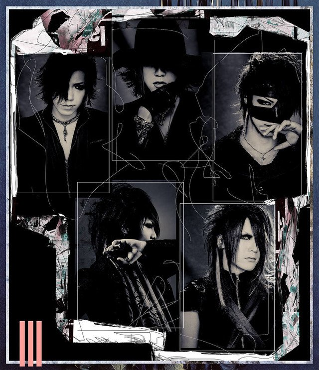 [Jrock] the GazettE Re-Records Songs for First Ballad Best Album
