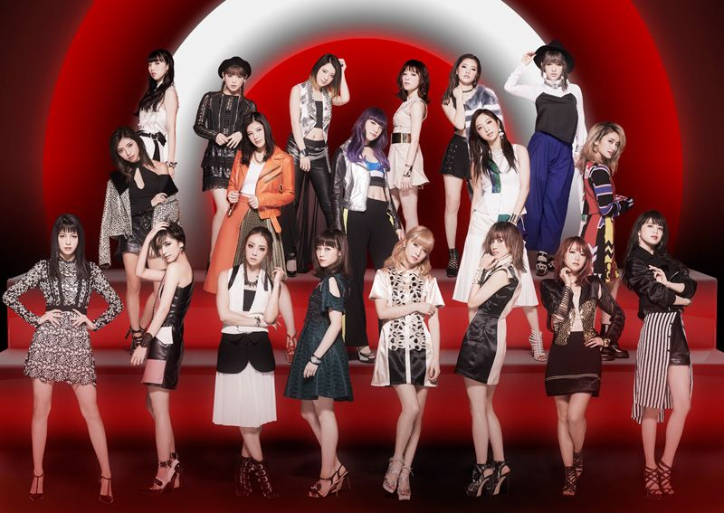 [Jpop] E-Girls'