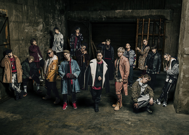 [Jpop] THE RAMPAGE Announces 2nd Single