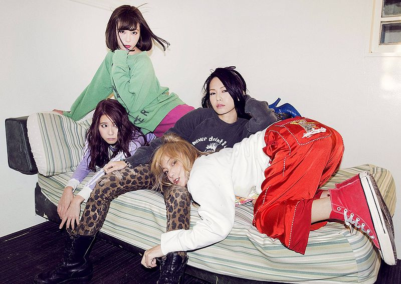 [Jpop] SCANDAL Sets Date for European Release Of Best-Of Album