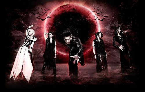 [Jrock] NOCTURNAL BLOODLUST Announces Asia Tour and Reveals Details on Best Album