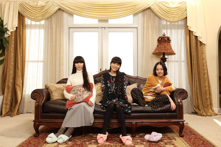 [Jpop] Perfume Members To Star In First Drama Series
