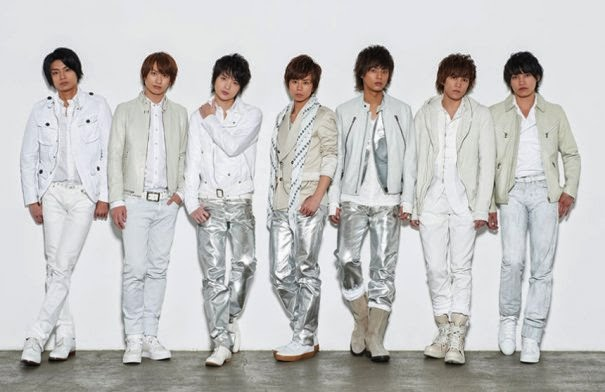 [Jpop] Kis-My-Ft2 To Provide 1st Theme Song For A Hollywood Film