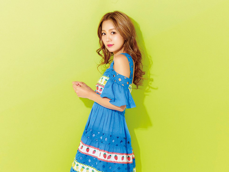 [Jpop] Kana Nishino Announces 30th Single