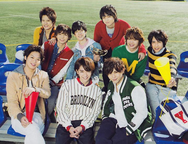 Hey! Say! JUMP Announces Nationwide Tour in August