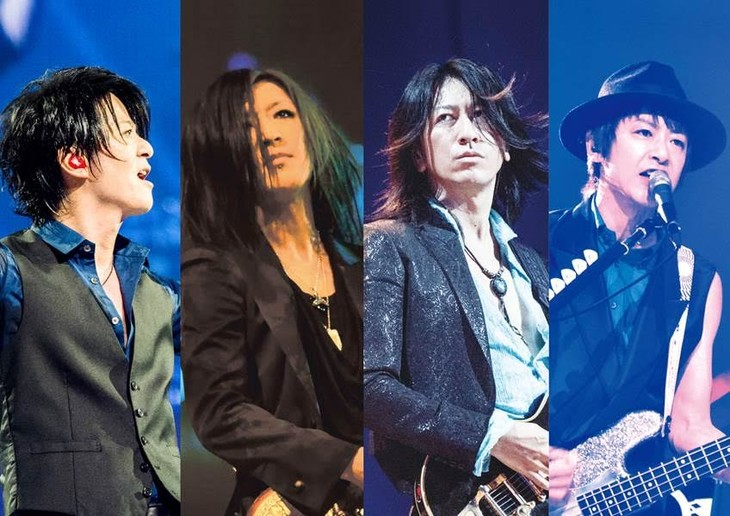 [Jpop] GLAY Announces New Album