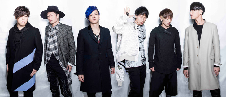 [Jpop] UVERworld Creates New Song