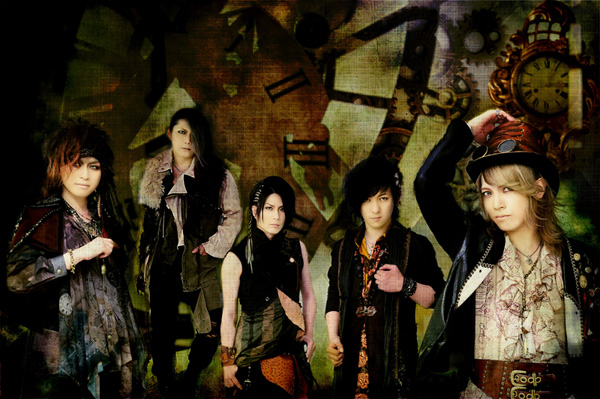 [Jrock] THE MICRO HEAD 4N'S Reveals Details on Album to be Released in June