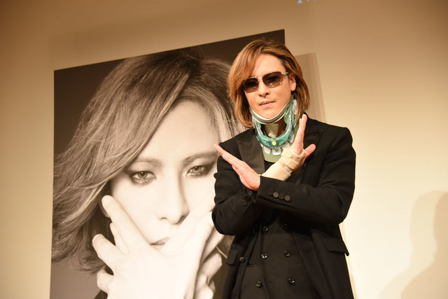 [Jpop] Yoshiki Describes Post-Surgery Pain & Plans