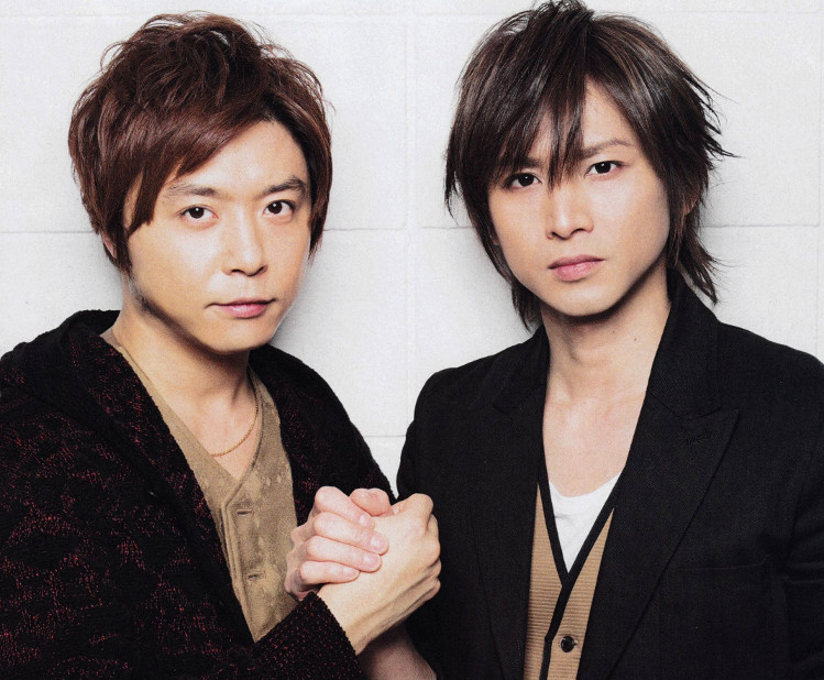 [Jpop] KinKi Kids' Tsuyoshi Domoto Released From Hospital