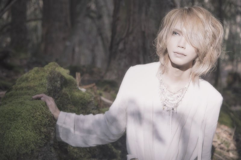 [Jrock] Dir en Grey's Shinya Starts Solo Project