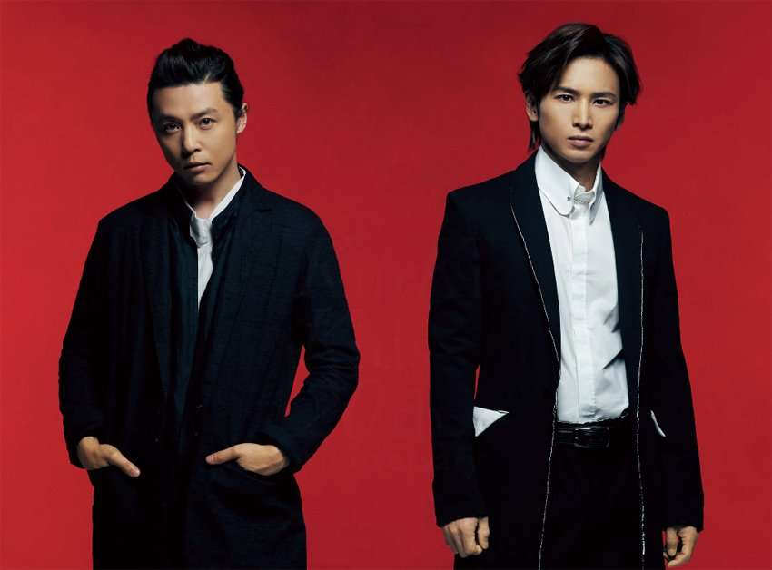 [Jpop] KinKi Kids Beats B'z Oricon Record With