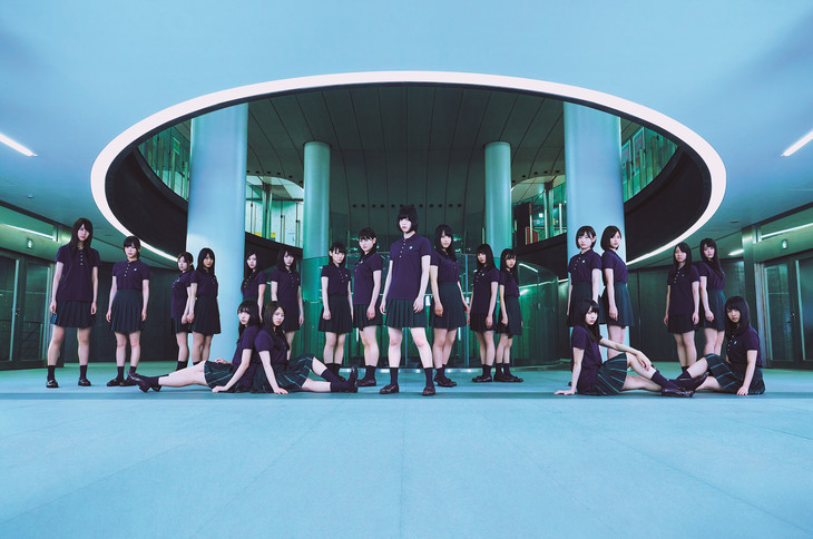 [Jpop] Keyakizaka46 Reaches #1 & Sets 4 Year Sales Record With Debut Album