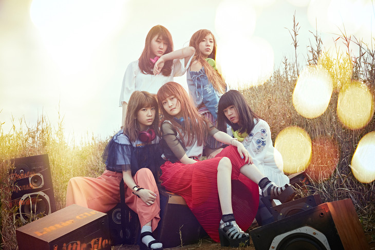 [Jpop] Little Glee Monster Writes Its Own Lyrics For First Time