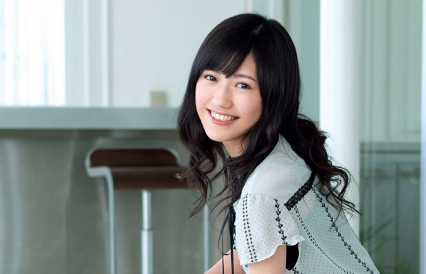 [Jpop] AKB48's Mayu Watanabe Sets Graduation Concert Date for October 31