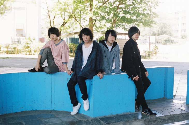 KANA-BOON Announces 4th Studio Album