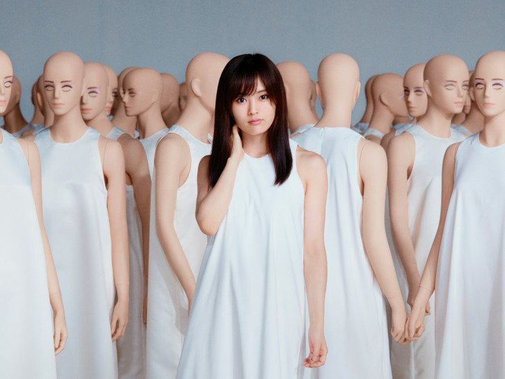 [Jpop] Sayaka Yamamoto Reveals Cover Art & Track List For 2nd Solo Album