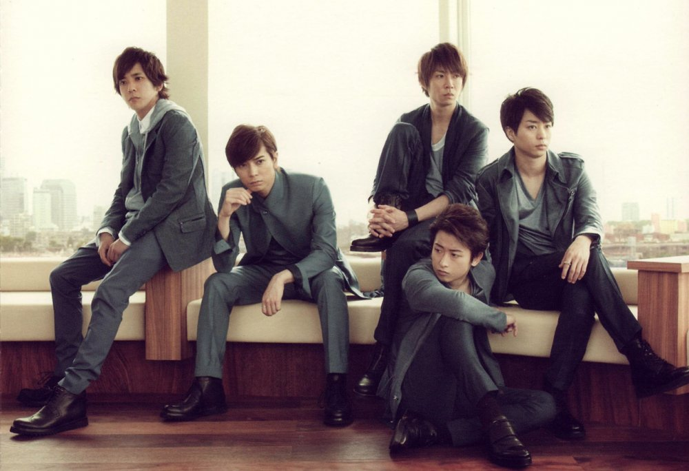 [Jpop] Arashi Announces 16th Album