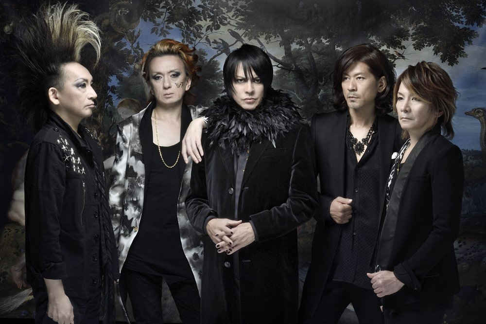 [Jrock] Buck-Tick Celebrates 30th Anniversary with New Single