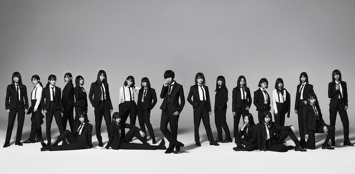 [Jpop] Keyakizaka46 Releases Title, Track List & Visuals For 5th Single
