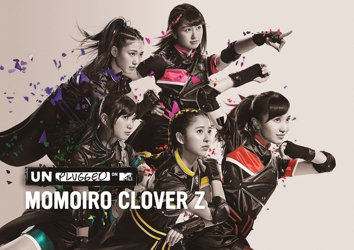 [Jpop] Momoiro Clover Z To Be First Female Idol Group On